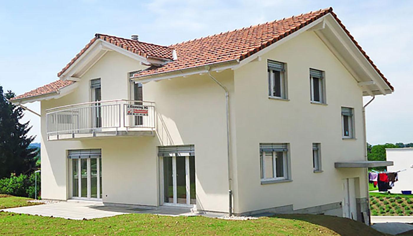 Architekturbüro J. Eisenring AG: Immobilien kaufen Schweiz