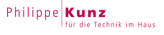 Philippe Kunz – für die Technik im Haus