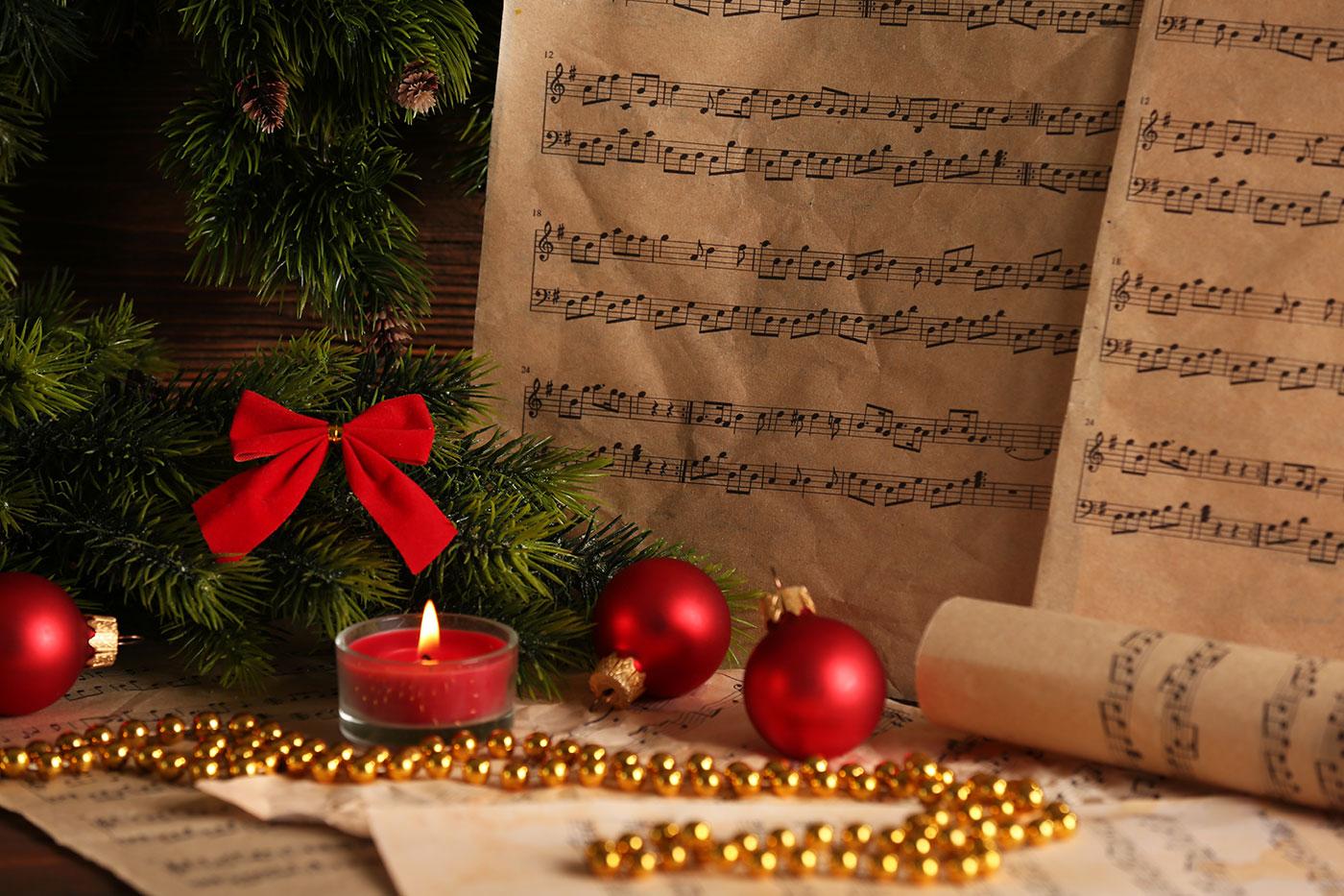 Weihnachtslieder Für Erwachsene.Die Fünf Schönsten Weihnachtslieder