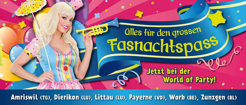 WOP_Fasnachtsparty
