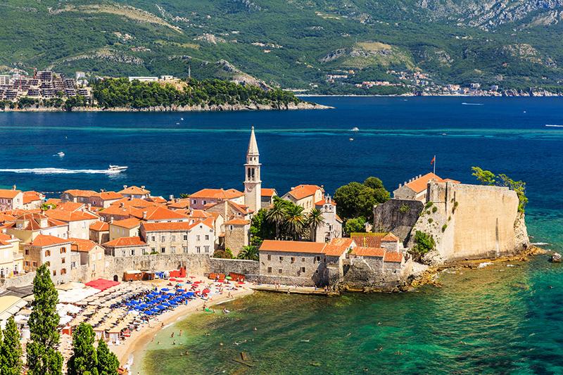 Montenegro_Meer