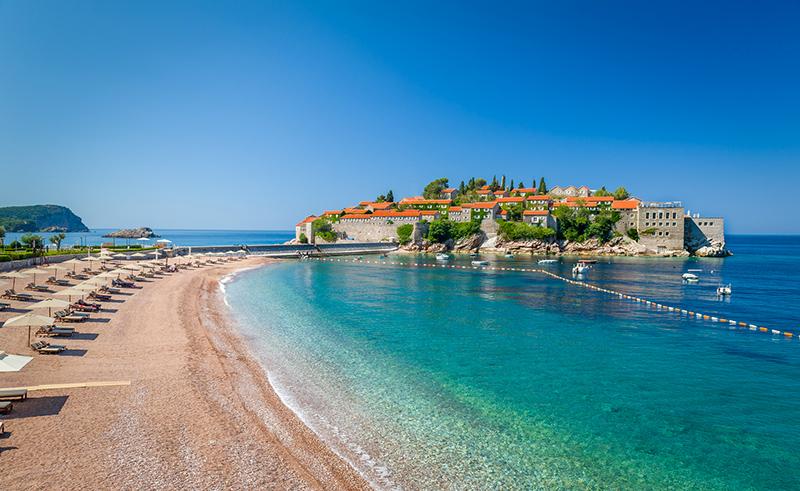 Montenegro_Strand