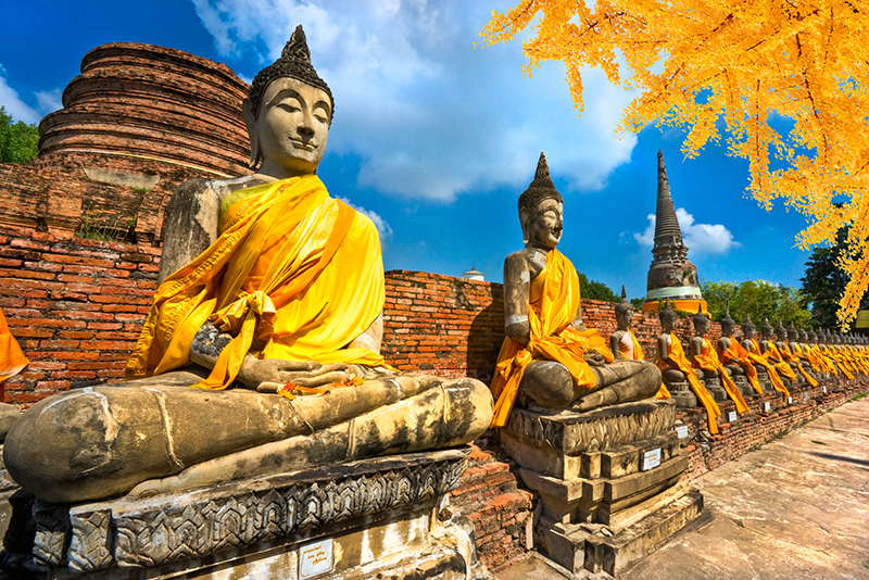 Thailand_Buddhas