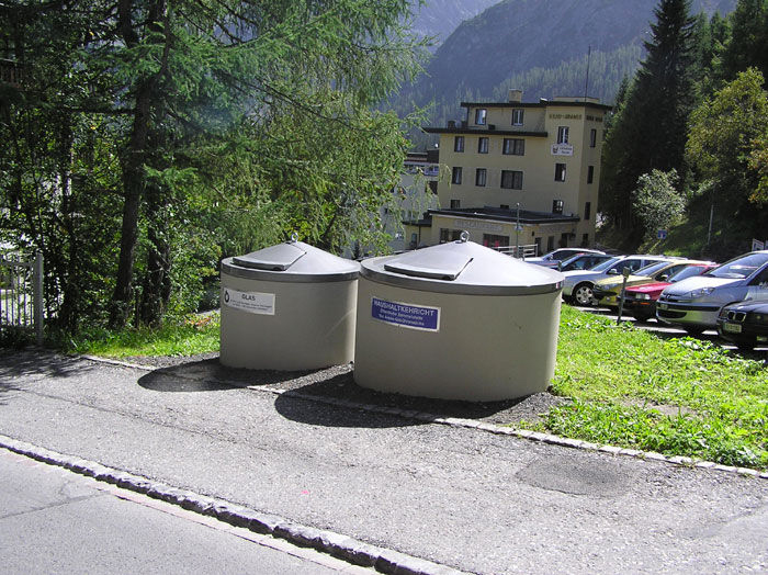 Trashfox, Behälter, Müll, Abfall, Entsorgung,