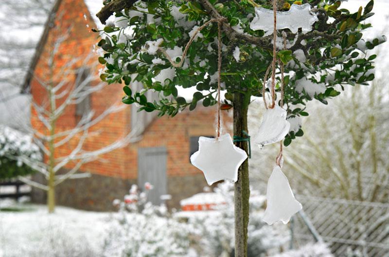 Gartenarchitektur und gartenbau wintervorbereitungen f r den garten - Winter gartenbau ...