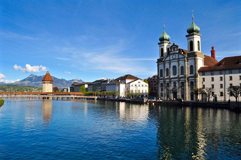 Sehenswürdigkeiten Stadt Luzern