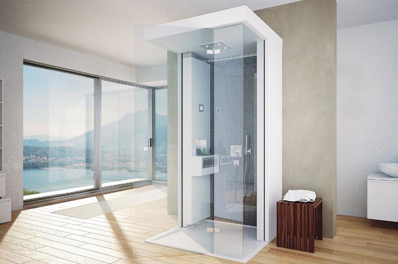 wellness zuhause sauna dampfbad whirlpool infrarotkabine aus luzern. Black Bedroom Furniture Sets. Home Design Ideas
