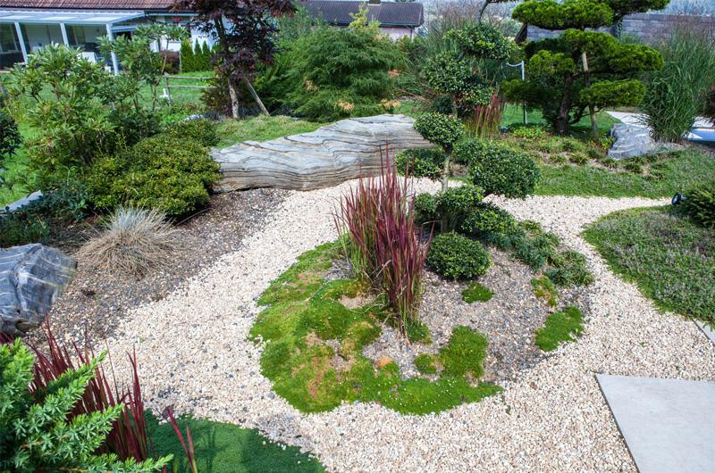 Gartengestaltung vom profi terrasse und garten versch nern for Pflanzen lieferservice
