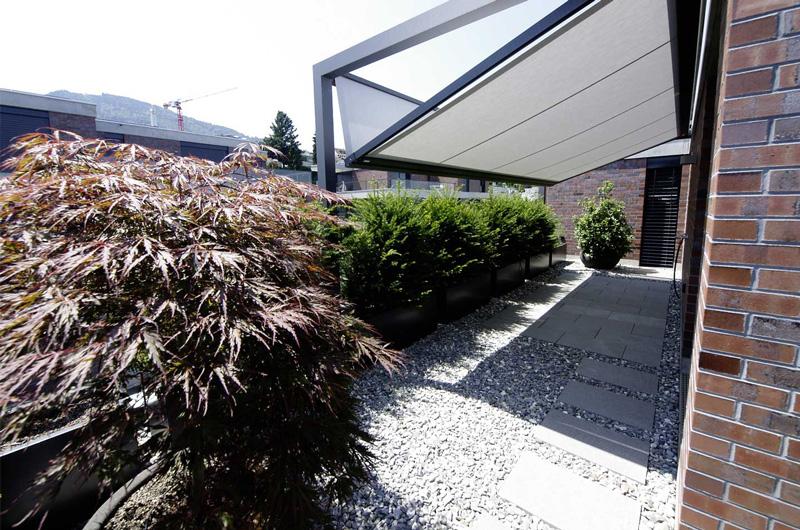 Gartengestaltung vom profi terrasse und garten versch nern for Gartengestaltung unterschiedliche hohen