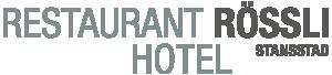 Hotel Restaurant Rössli Stansstad