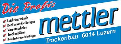 Mettler AG Trockenbaumontagen