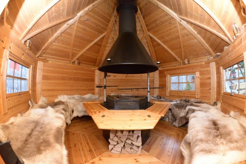 h ttenzauber im eigenen garten mit den grillh tten von jud. Black Bedroom Furniture Sets. Home Design Ideas