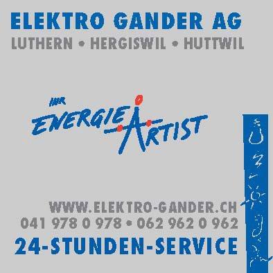 Elektro Gander AG