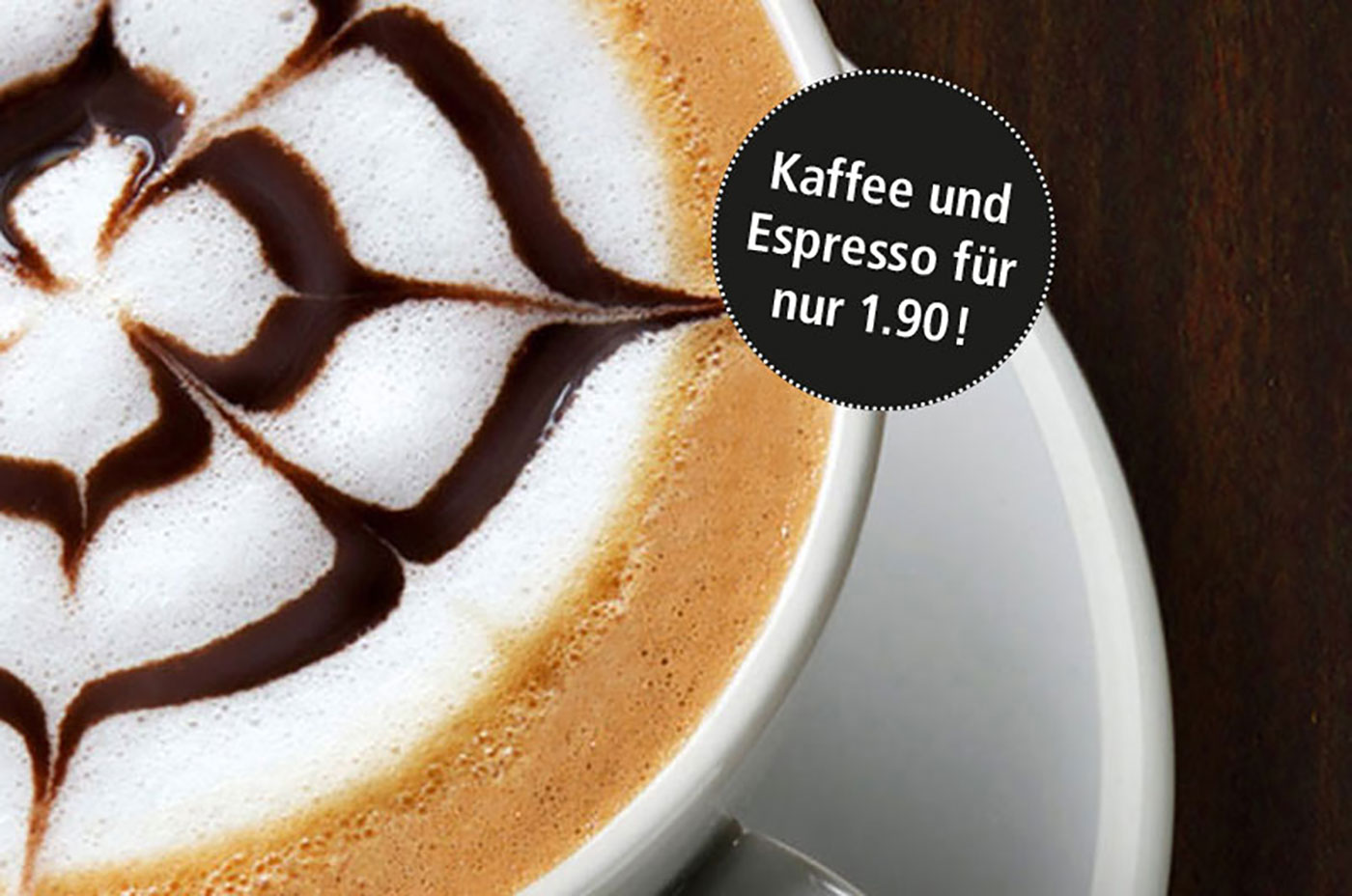 3c55f7cddbcb20 McCafé – purer Kaffee-Genuss und süsse Snacks in Luzern