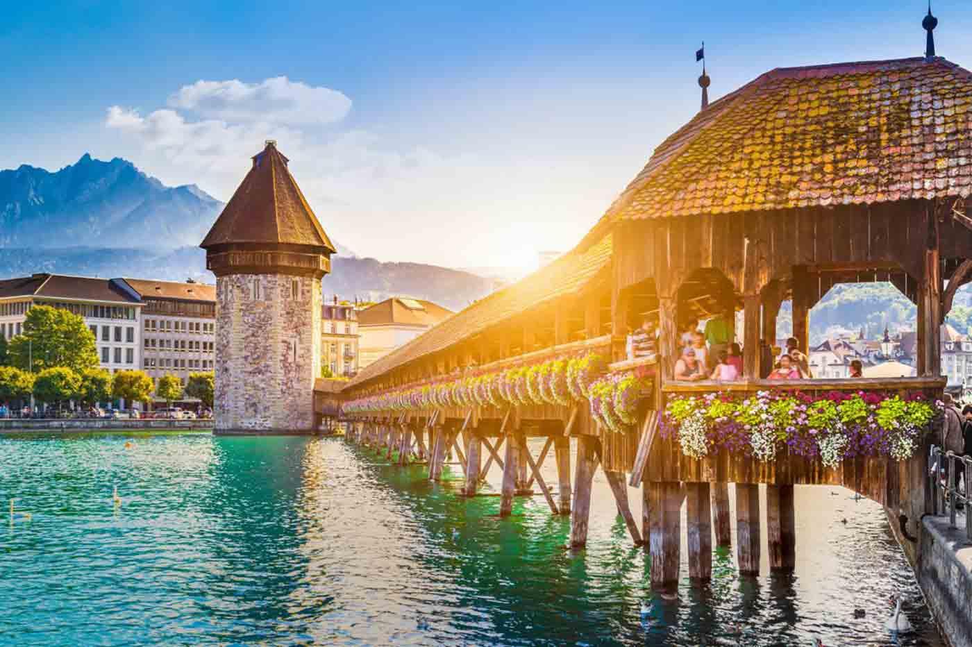 In Die Schweiz Auswandern