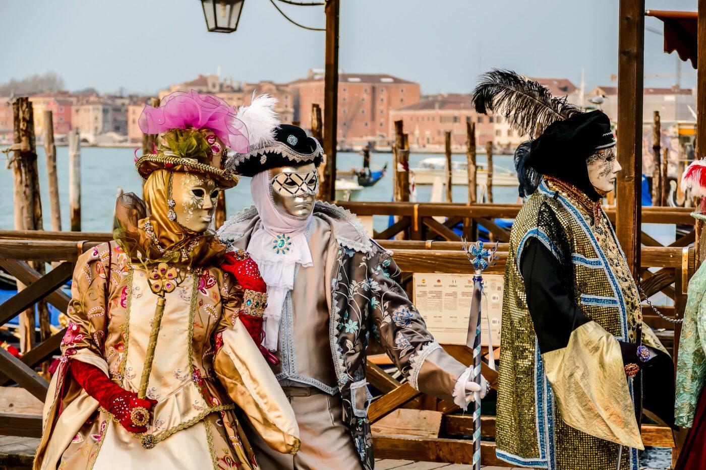 Fakten Fasnacht – Carneval Italien